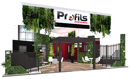 Stand Profils Systèmes Equip'Baie 2014