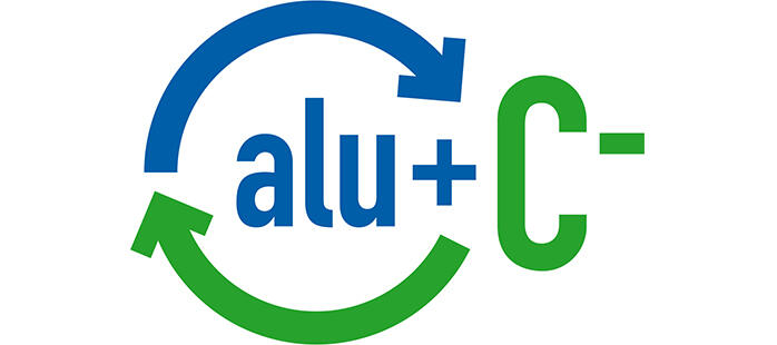 Logo Label Alu+/C-