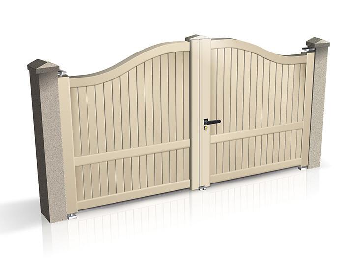 portail aluminium battant et coulissant jack r portail. Black Bedroom Furniture Sets. Home Design Ideas