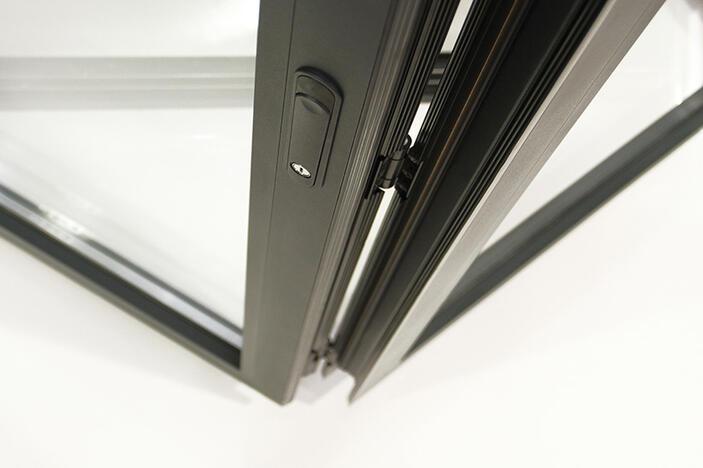 nouvelle porte repliable satin moon profils syst mes. Black Bedroom Furniture Sets. Home Design Ideas