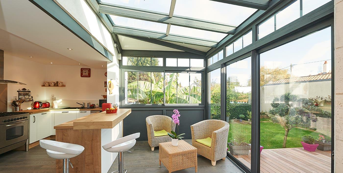 Wallis Aluminum Sunroom Roofing V Randa La Solution R Novation